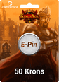 Kings Age 12 TL E-Pin 50 Hükümdarlık (Kron) Satın Al