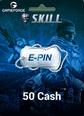 S.K.I.L.L 12 TL E-Pin 50 Cash Satın Al