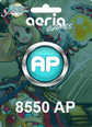 Grand Fantasia 8550 Aeria Points 8550 AP Satın Al