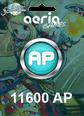 Grand Fantasia 11600 Aeria Points 11600 AP Satın Al