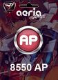 S4 League 8550 Aeria Points 8550 AP Satın Al