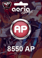 S4 League 8550 Aeria Points 8550 AP Satın Al