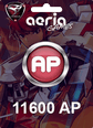 S4 League 11600 Aeria Points 11600 AP Satın Al