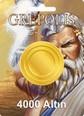 Grepolis 4000 Altın 4000 Altın Satın Al