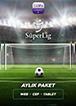 beIN Connect Süper Lig 1 Aylık 3 Ekran beIN Connect Web, Mobile ve Tablet üzerinden izlenebilir. Satın Al