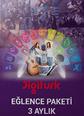 Digitürk Play Eğlence Paketi 3 Aylık Digiturk Play Smart TV, Web, Mobile ve Tablet üzerinden izlenebilir. Satın Al