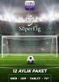 beIN Connect Süper Lig 12 Aylık 4 Ekran beIN Connect Web, Mobile, Tablet, Apple TV, Android TV ve Smart TV üzerinden izlenebilir. Satın Al