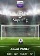 beIN Connect Süper Lig 1 Aylık 4 Ekran beIN Connect Web, Mobile, Tablet, Apple TV, Android TV ve Smart TV üzerinden izlenebilir. Satın Al