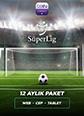 beIN Connect Süper Lig 12 Aylık 3 Ekran beIN Connect Web, Mobile ve Tablet üzerinden izlenebilir. Satın Al