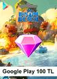 Google Play 100 TL Boom Beach Google Play 100 TL Satın Al