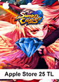 Sword of Chaos ios 25TL Elmas