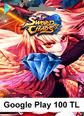 Google Play 100 TL Sword of Chaos Elmas Google Play 100TL Satın Al