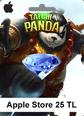 Taichi Panda ios 25TL Elmas