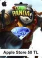 Taichi Panda ios 50TL Elmas Apple Store 50TL Satın Al