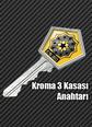 Kroma 3 Kasası Anahtarı Chroma 3 Case Key Satın Al