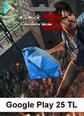 Google Play 25TL Last Empire War Z Google Play 25TL Satın Al