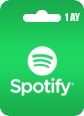 Spotify Premium 30 Gün 1 Ay Satın Al