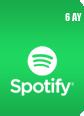 Spotify Premium 180 Gün 6 Ay Satın Al