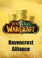 Ravencrest Alliance 50.000 Gold
