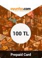 Oyunfor Prepaid Card 100TL 100 TL Bakiye Satın Al