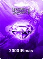 League Of Angels 2000 Topaz 2000 Topaz Satın Al