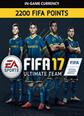 Fifa 17 Ultimate Team Fifa Points 2200 Origin Key PC Origin Online Aktivasyon Satın Al