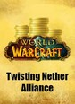 Twisting Nether Alliance 50.000 Gold