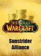 Sunstrider Alliance 50.000 Gold 50.000 Gold Satın Al