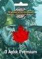 Vikingler Diyarı 3 Aylık Premium