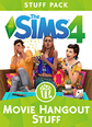 The Sims 4 Movie Hangout Stuff DLC Origin Key