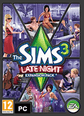 The Sims 3 Late Night DLC Origin Key