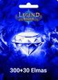 Legend Online Reborn 300 + 30 Elmas 300 +30 Elmas (Reborn versiyonudur, Legend Online de çalışmaz) Satın Al