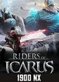 Riders of icarus 1900 Nexon Cash