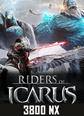Riders of icarus 3800 Nexon Cash