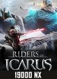 Riders of icarus 19000 Nexon Cash Riders of icarus 19000 Nx Satın Al