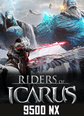 Riders of icarus 9500 Nexon Cash Riders of icarus 9500 Nx Satın Al