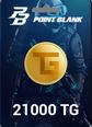 Point Blank 21000 TG 21000 TG (%5 Bonus) Satın Al
