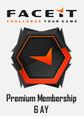 Faceit 6 Ay Premium Üyelik Tüm Oyunlarında Kullanılır. Satın Al