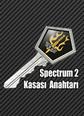 Spectrum 2 Kasası Anahtarı