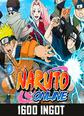 Naruto Online 1600 ingot 1600 ingot Türkiye Sunucusu Satın Al