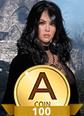 Black Desert Online 110 Acoin 100 Acoin +10 Bonus(Steam İçin Geçerli Değildir.) Satın Al
