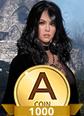 Black Desert Online 1100 Acoin 1000 Acoin + 100 Bonus Satın Al