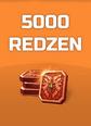 Mu Legend 5000 Redzen