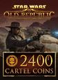 Star Wars Old Republic 2400 Cartel Coins