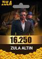 Zula 16.250 Altın 16.250 Zula Altın Satın Al