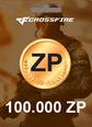 Cross Fire 100.000 Z8 POINTS 100.000 ZP Satın Al