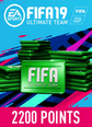 Fifa 19 Ultimate Team Fifa Points 2200 Origin Key PC Origin Online Aktivasyon Satın Al