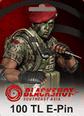 BlackShot SEA Papaya Play 100 TL Cash 1160 Gem Satın Al