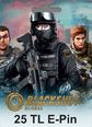 BlackShot GLB Papaya Play 25 TL Cash 290 Gem Satın Al