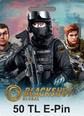 BlackShot GLB Papaya Play 50 TL Cash 580 Gem Satın Al